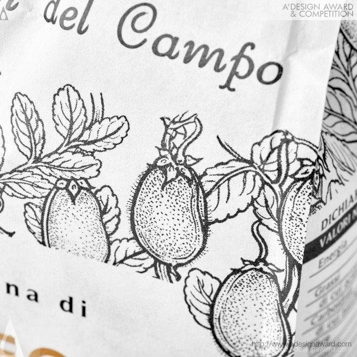 Racconti Del Campo (Logo, Packaging Identity Design)