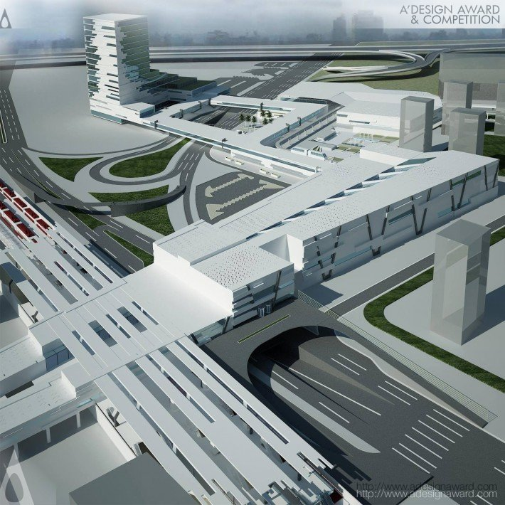 Ahmed Khaled - Viforion Transportation Hub