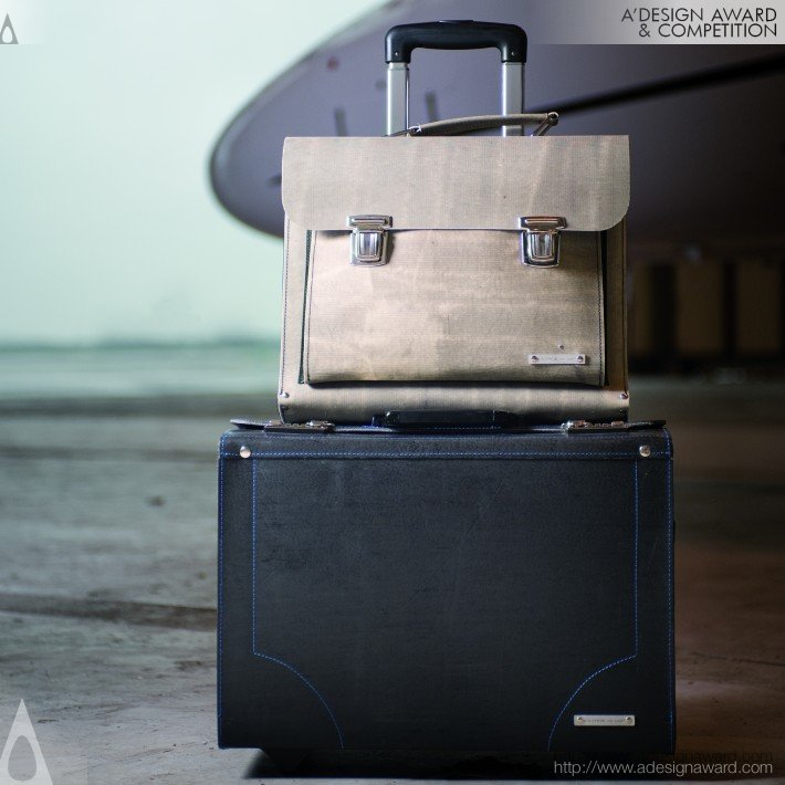 Dinand Stufkens Briefcase