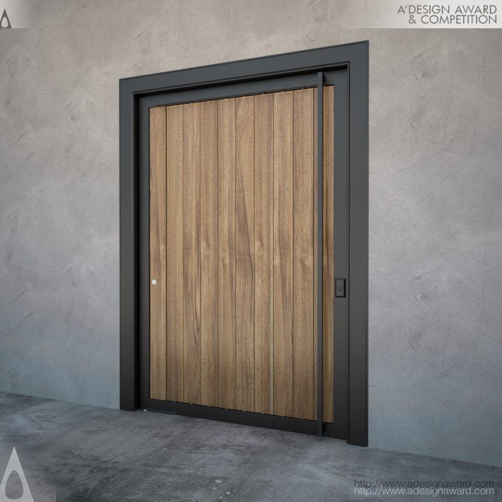 Jpdoor (Ventilated Pivot Door Design)