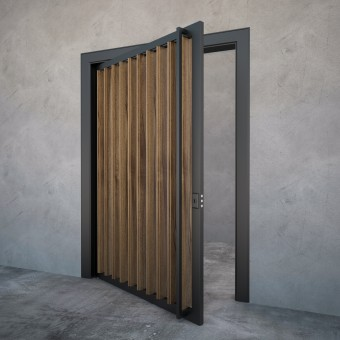 Jpdoor Ventilated Pivot Door