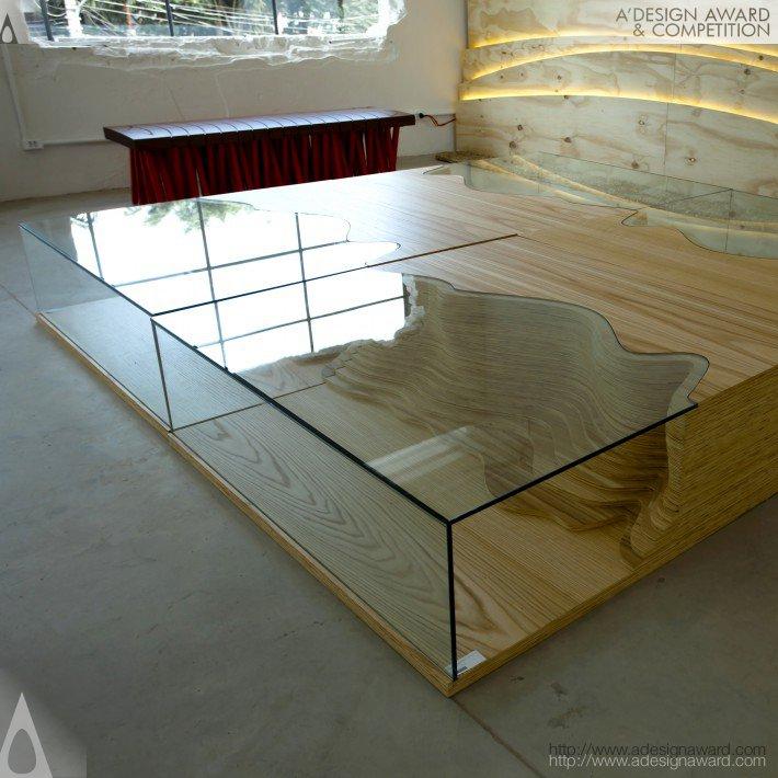 Falesia (Center Table Design)