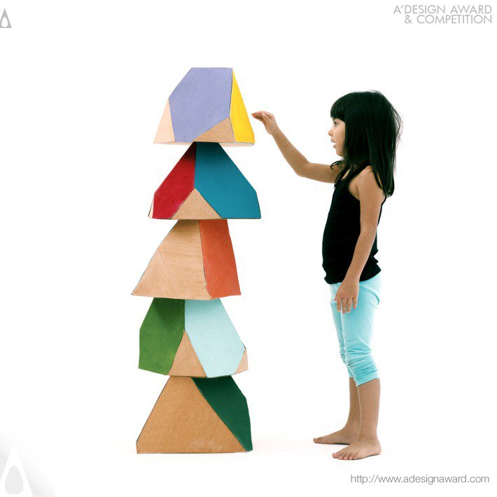 Quebra-Pedra 3d Puzzle by Bachelor in Product Design