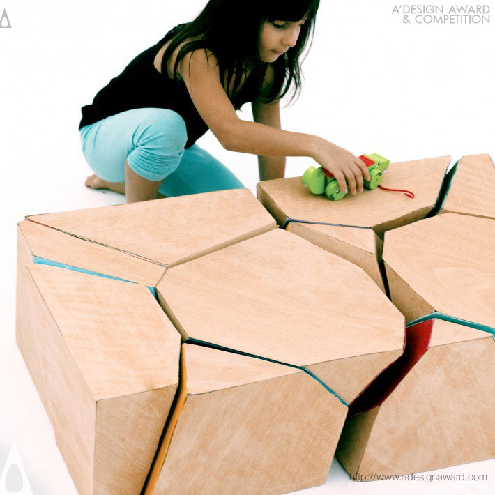 3d Puzzle by Bachelor in Product Design