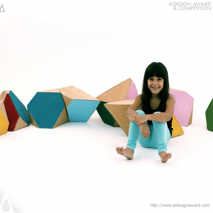 Quebra-Pedra 3d Puzzle 3d Puzzle by Bachelor in Product Design