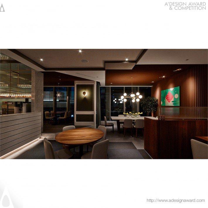 Doricious (Restaurant Design)