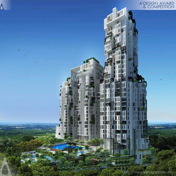 Icon Residence (Residential Development Design)
