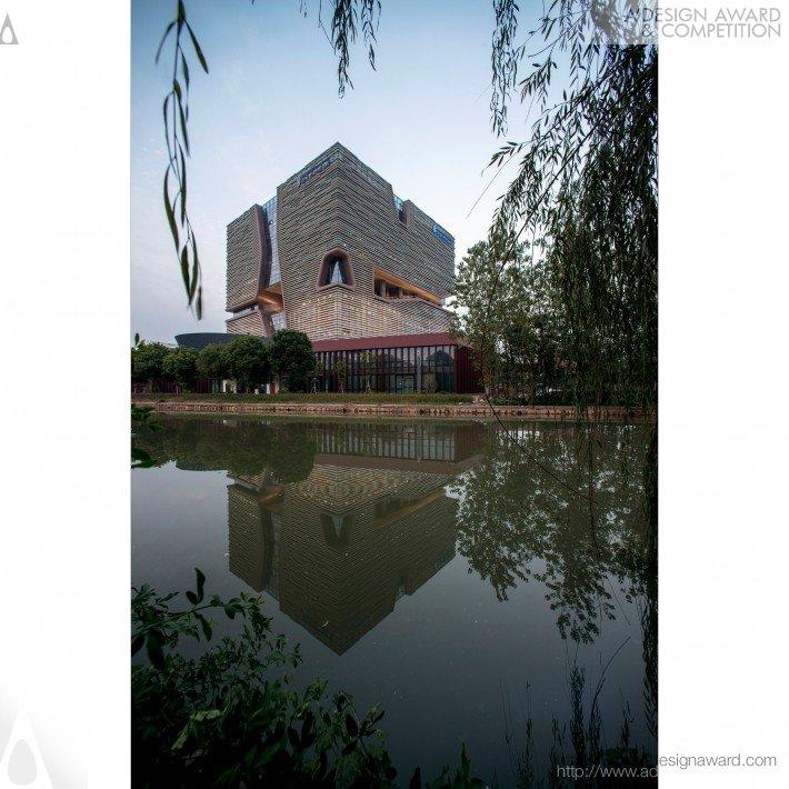 Xian Jiaotong-Liverpool University (Architecture-Education Facility Design)