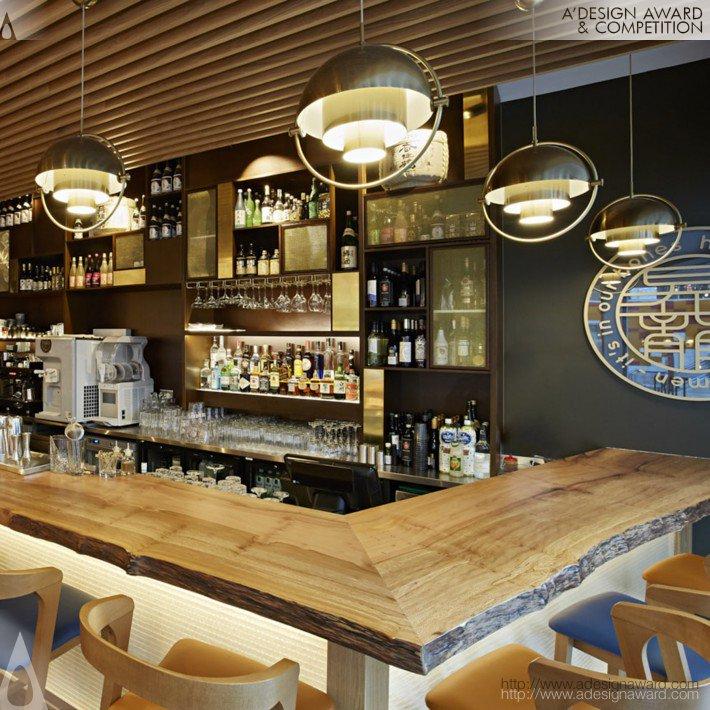 Shoryu (Restaurant Design)