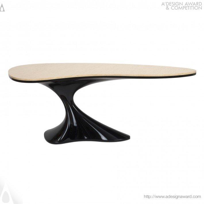 Boletus (Coffee Table Design)