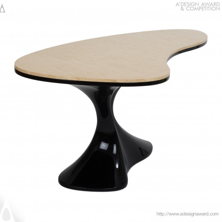 Boletus (Coffee Table Design)