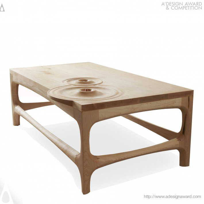 Drops (Coffee Table Design)