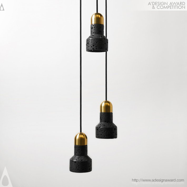 Holiday Lau - Buzao Qie Pendant Light