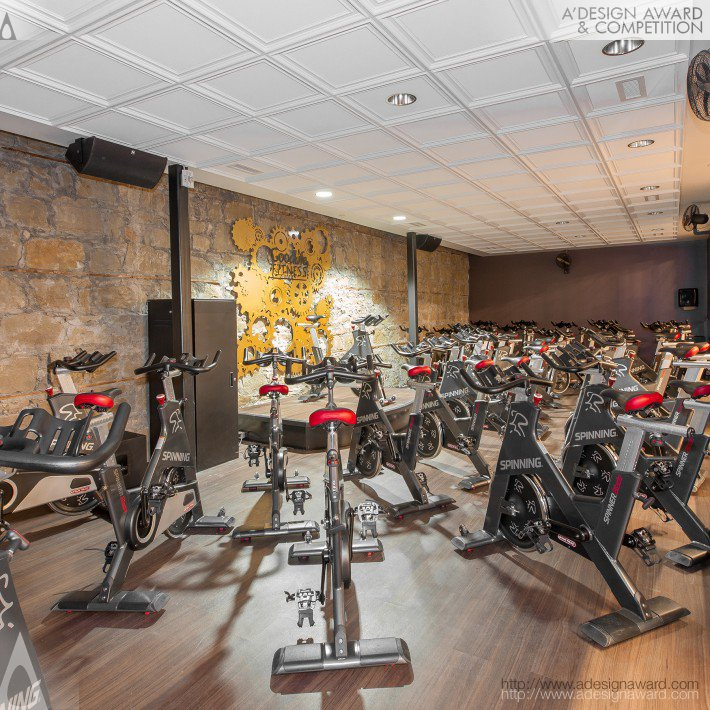 Lori Ireland Fitness Facility