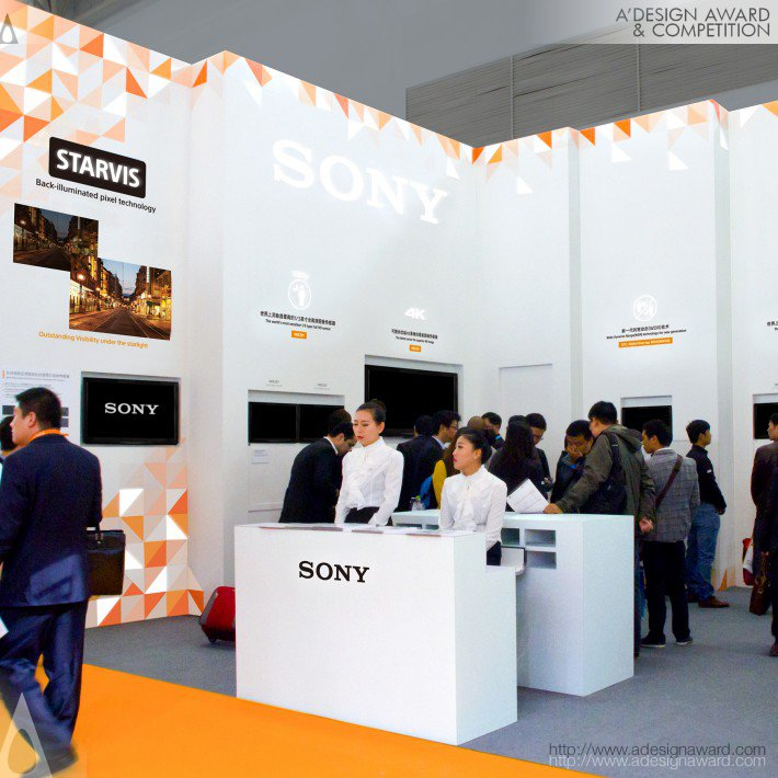 Sony Semiconductor Branding (Sales Promotion & Branding Design)