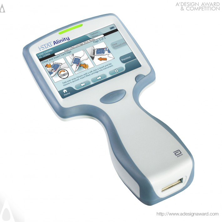 Abbott - I-Stat Alinity System Point of Care Testing Device