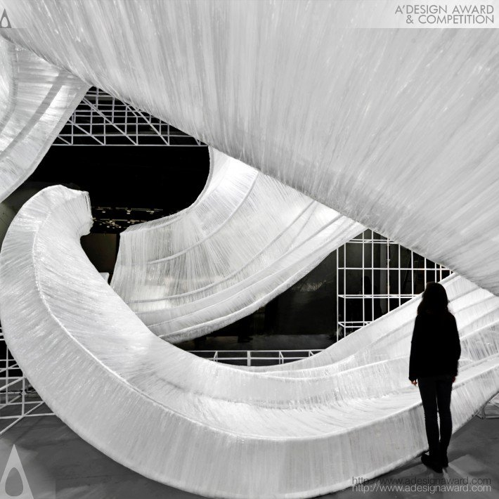 Pone Transparent Shell (Exhibition Space Design)