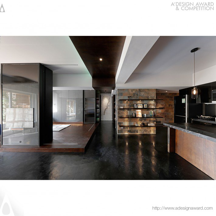Chih-Ming  Lin Interior Design of Residential