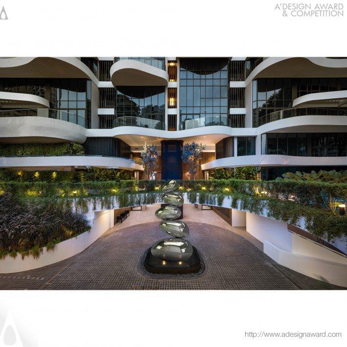 Amber Skye (Medium Rise Residential Design)