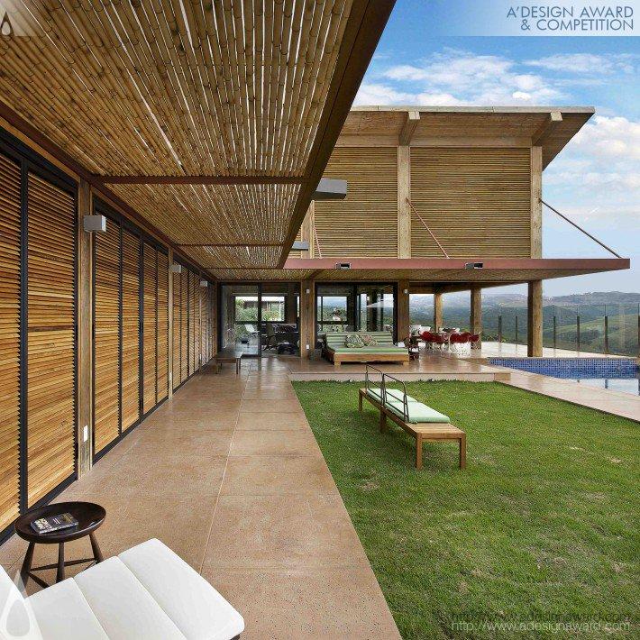 Mountain House (Residential Design)
