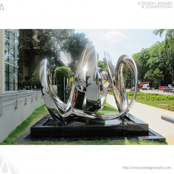 Super String (Sculpture Design)