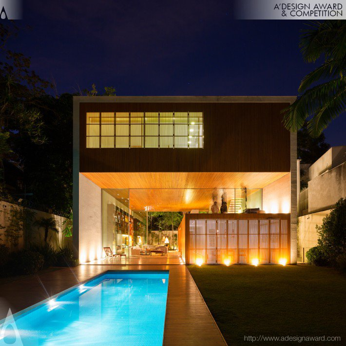 Tetris (Residential House Design)