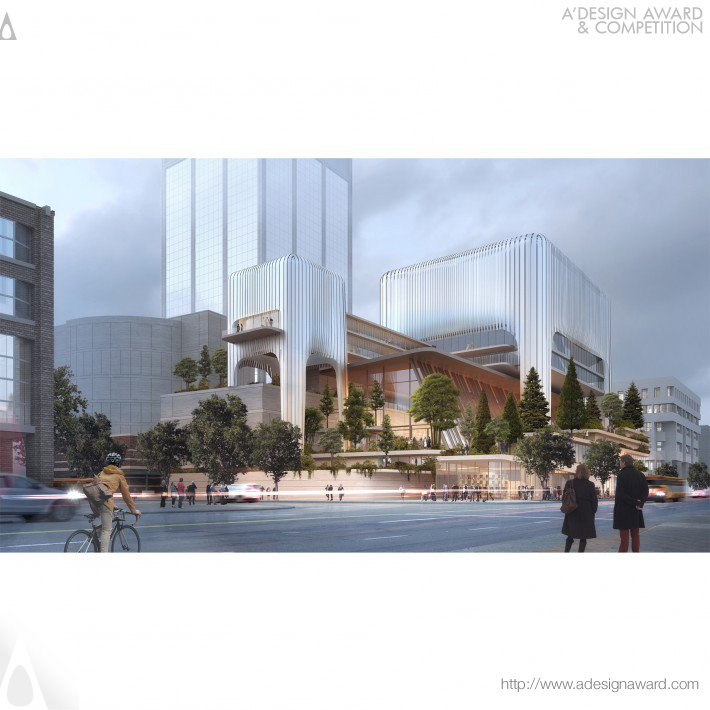 Winspear Completion Project by Andrew Bromberg
