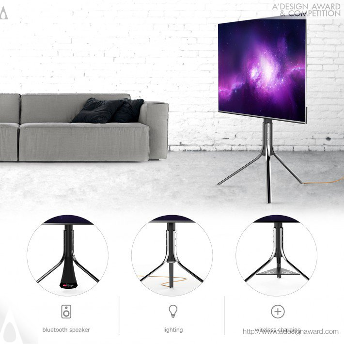 Vdrop™ (55 Inch Uhd Tv Design)
