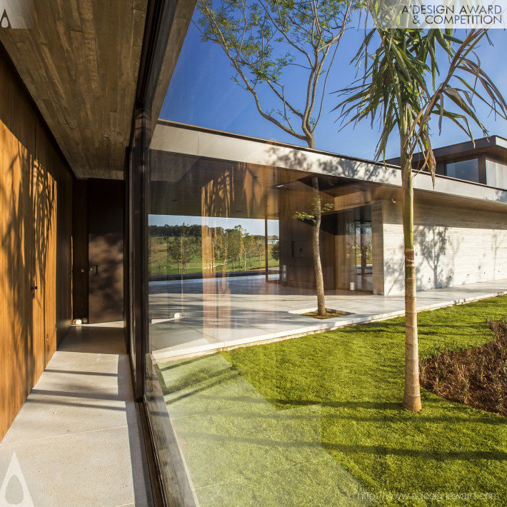 A Design Award And Competition Fazenda Boa Vista Architecture