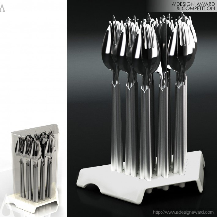 Attention! (Cutlery Set Design)