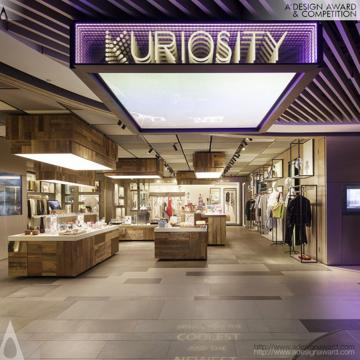 Kuriosity (Store Design)
