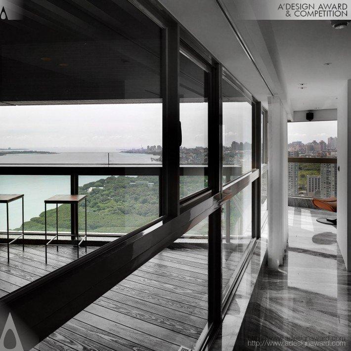 Close Landscape (Residential House Design)