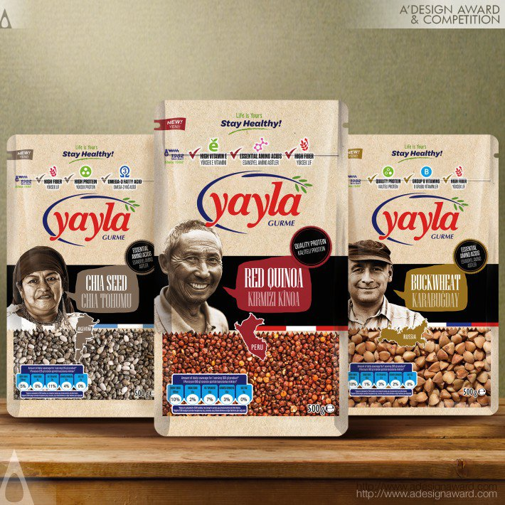 Twinsadhouse - Yayla Gurme Pulses and Grains