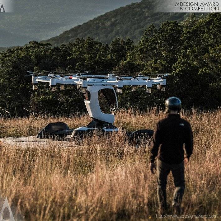 Lift Aircraft Hexa by Maform