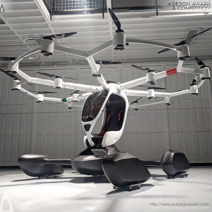 Passenger Drone by Maform