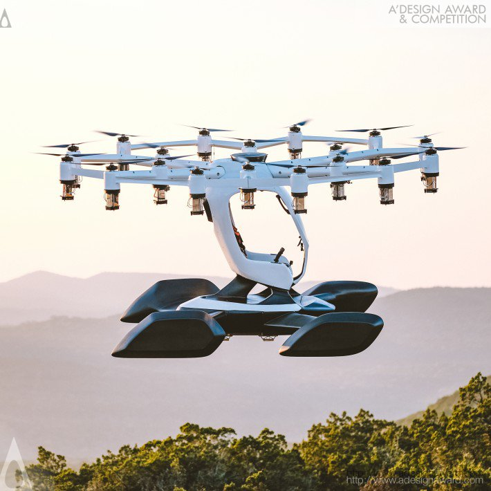 Lift Aircraft Hexa Passenger Drone by Maform