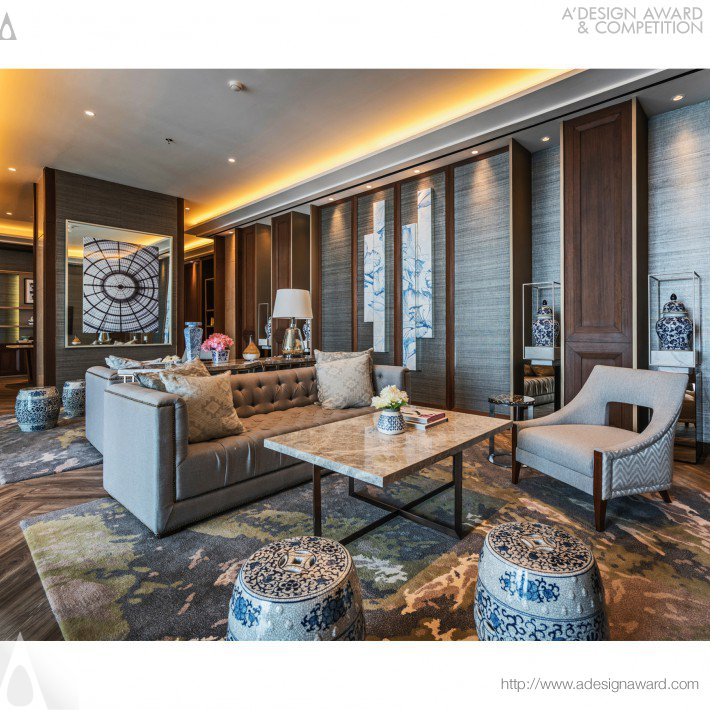 Genius Loci Pte Ltd - Ritz Condominium Lobby