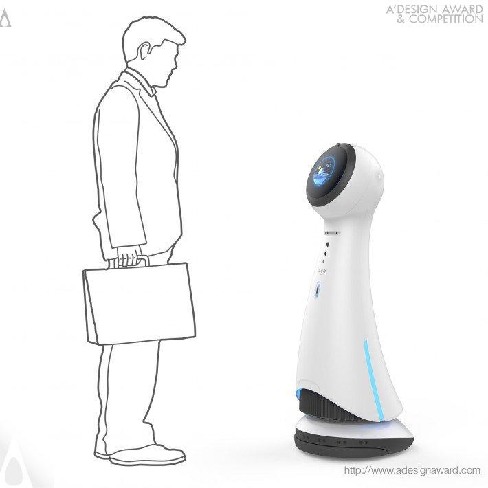 Wavebot (Service Robot Design)