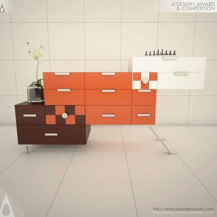 Dog-Commode by Viktor Kovtun - 1 DESIGN STUDIO - 1 DESIGN STUDIO