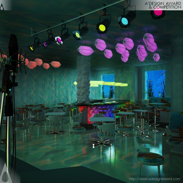 Lido Cafe (Live Music Bar Design)