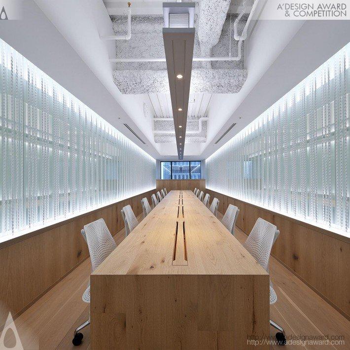 Evolution Japan Co., Ltd (Office Design)
