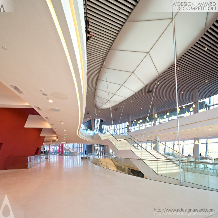 Ice Krakow (Concert and Congress Centre Design)