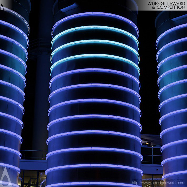 Glowing (Light Installation Design)