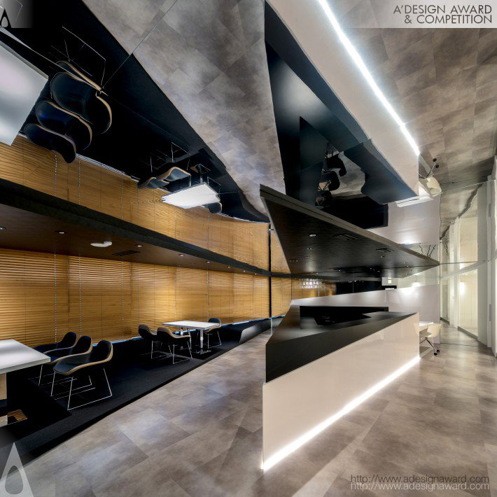 The Duplicated Edge (Office Design)
