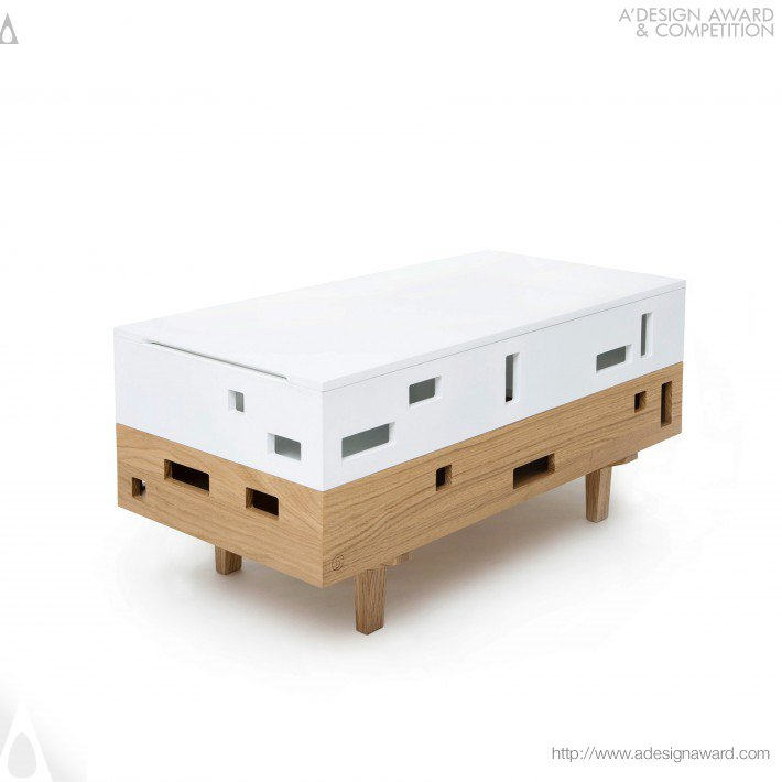 Hus (Coffee Table Design)
