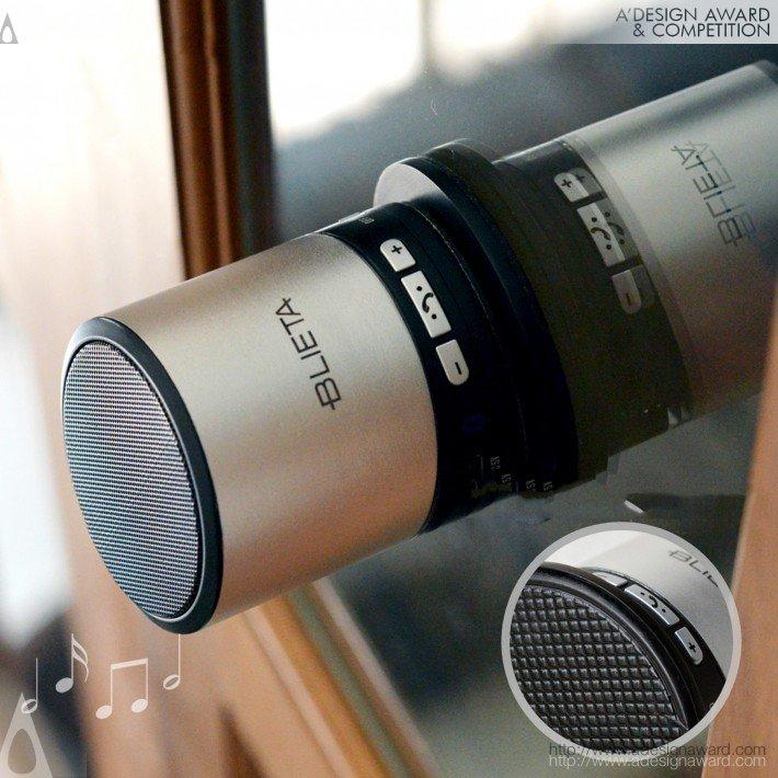 Synertic (Universal Speaker & Stand For Tablets Design)