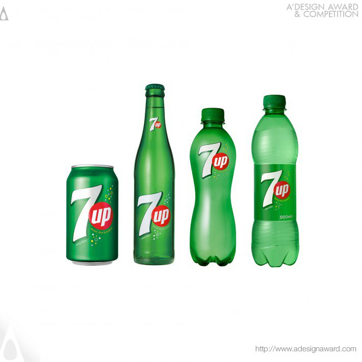 7up Global Vis Redesign (Visual Identity System Design)