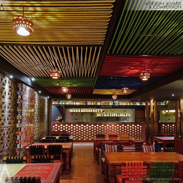 Rangla Punjab (Restaurant and Bar Design)