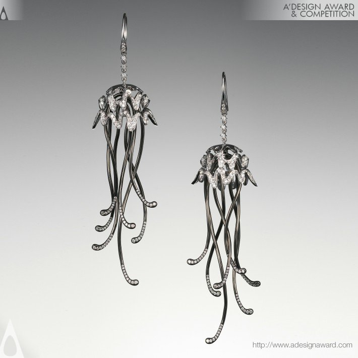 Dancer (Earrings Design)