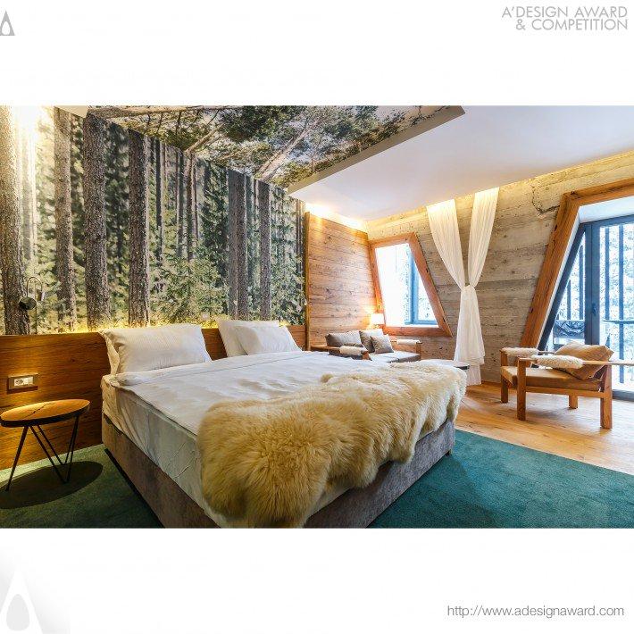 Hotel Pino Nature (Hotel Design)